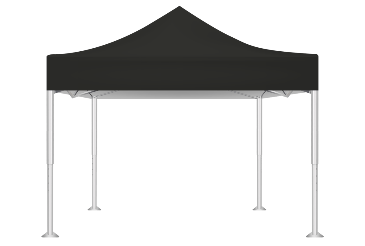 Pop Up Canopy Mega Steel Pop Up Canopy Tent Silver Level