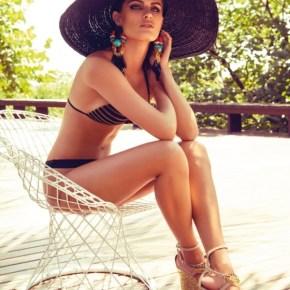 Модные солнечные шляпы | лето 2012
