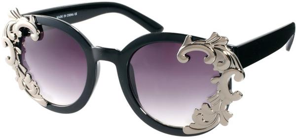 Филигранные детали - Солнцезащитные очки - тенденции модного декора 2013