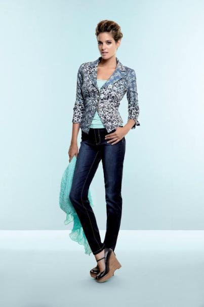 Как выбрать джинсы девушке - Прямые джинсы