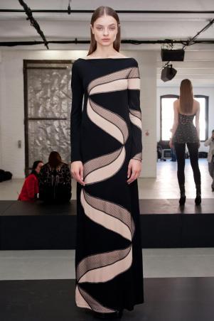 Мода осень 2013 женская одежда - 4
