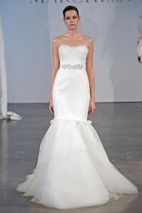 Подборка свадебных платьев от Marchesa - модная свадьба сезона весна 2013 - 5