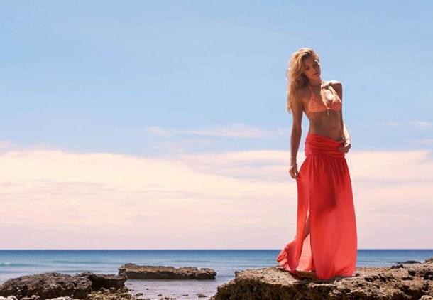 Модная пляжная одежда на лето 2013 года от Calzedonia 6