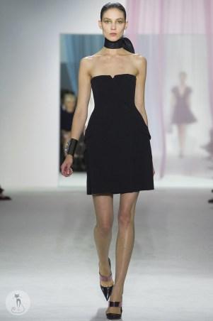 Тенденции летней женской одежды 2013 - модный чёрный цвет от Кристиана Диора 5