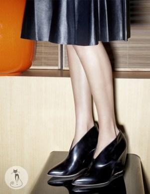 Ультрамодные туфли сезона осень 2013 от бренда Rupert Sanderson - 2