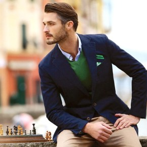 Барбершоп возле Даниловской набережной рассказывает: как помочь своему мужчине стать стильным.
