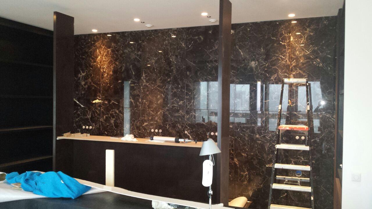 Voorbeeld Bestek Badkamer : Badkamers luxe marmer in de badkamer tips en inspiratie