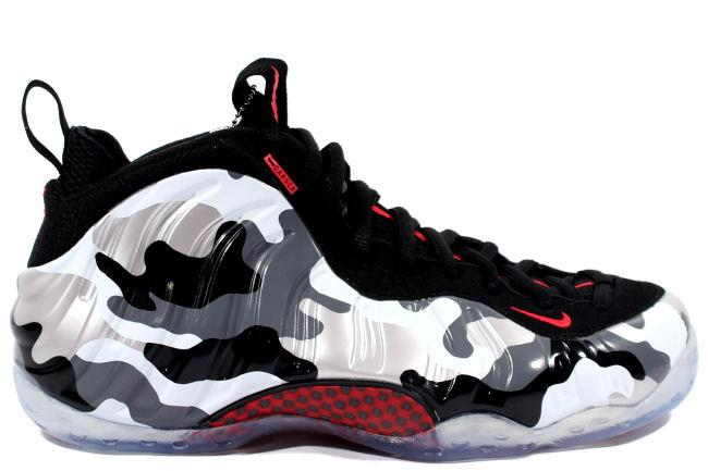 Reebok Schuhe Kixclusive - Nike Air Foamposite One Prm Fighter Jet