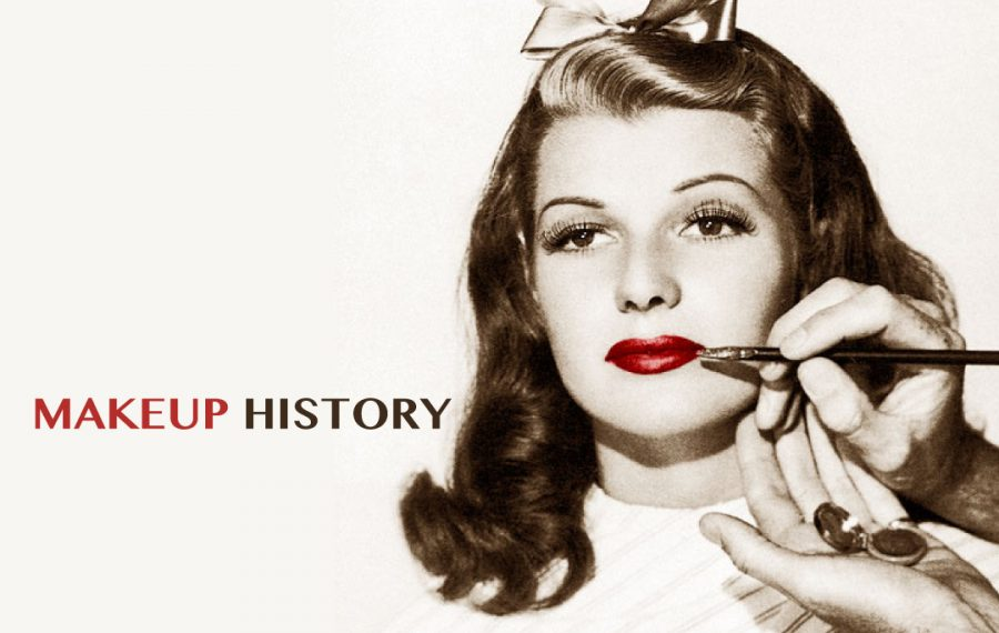 A Quick History Of Makeup - history of makeup
