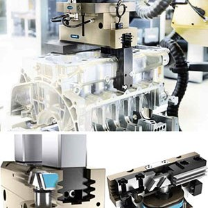 高品質、高信頼性、高精度を備えたグリッパー「PGN‐plus」