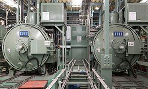 金属の性能をさらに高める熱処理技術