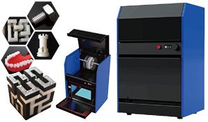 最小積層ピッチを0.05mmまで対応。法人向け国産3Dプリンタ
