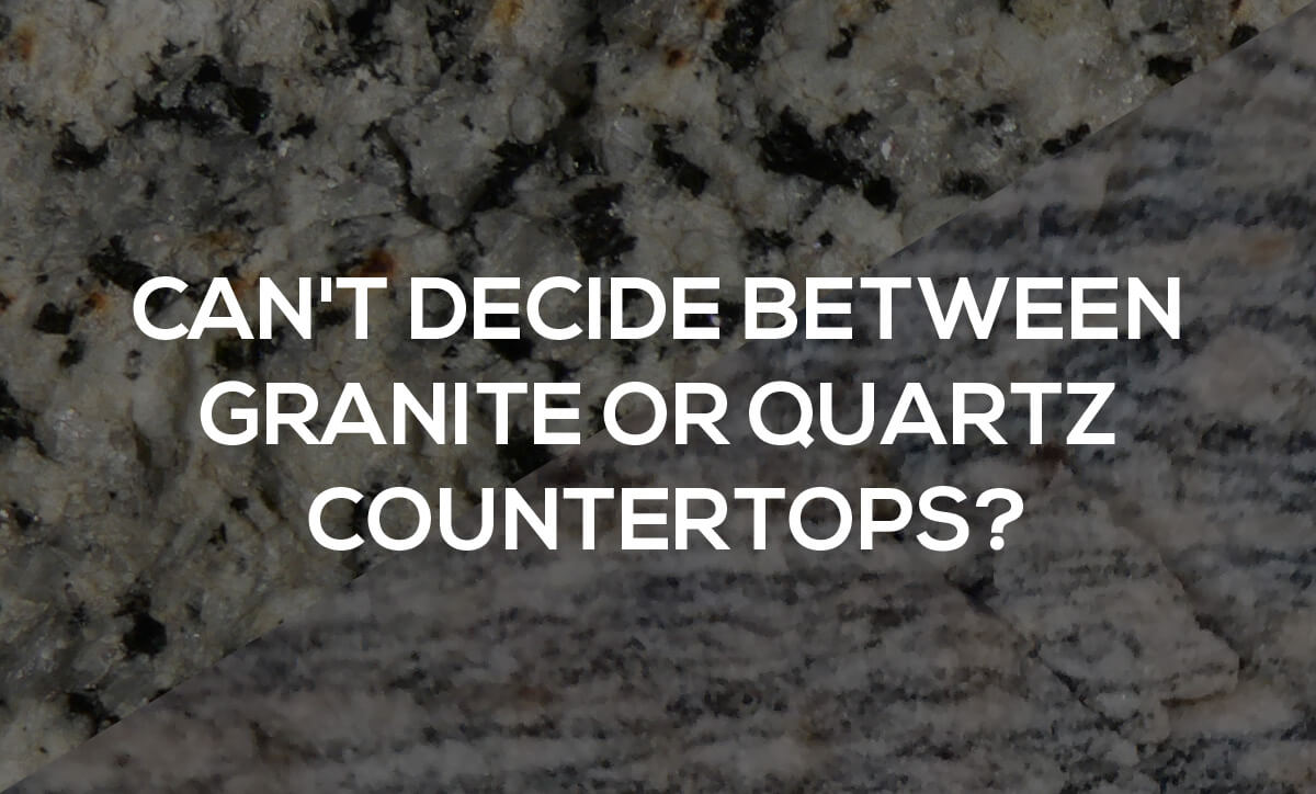 Marble Vs Granite Can't Decide Between Granite Or Quartz Countertops