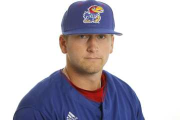 James Stanfield went 3-5 with 1 RBI against the Aggies