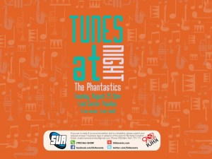 The Phantastics - Tunes at Night - Aug. 25, 2015