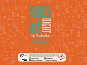 The Phantastics - Tunes at Night - Aug. 25, 2015