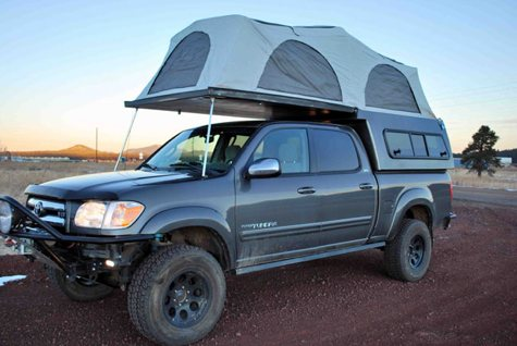 Flip Pac Camper Shell Cool Tools
