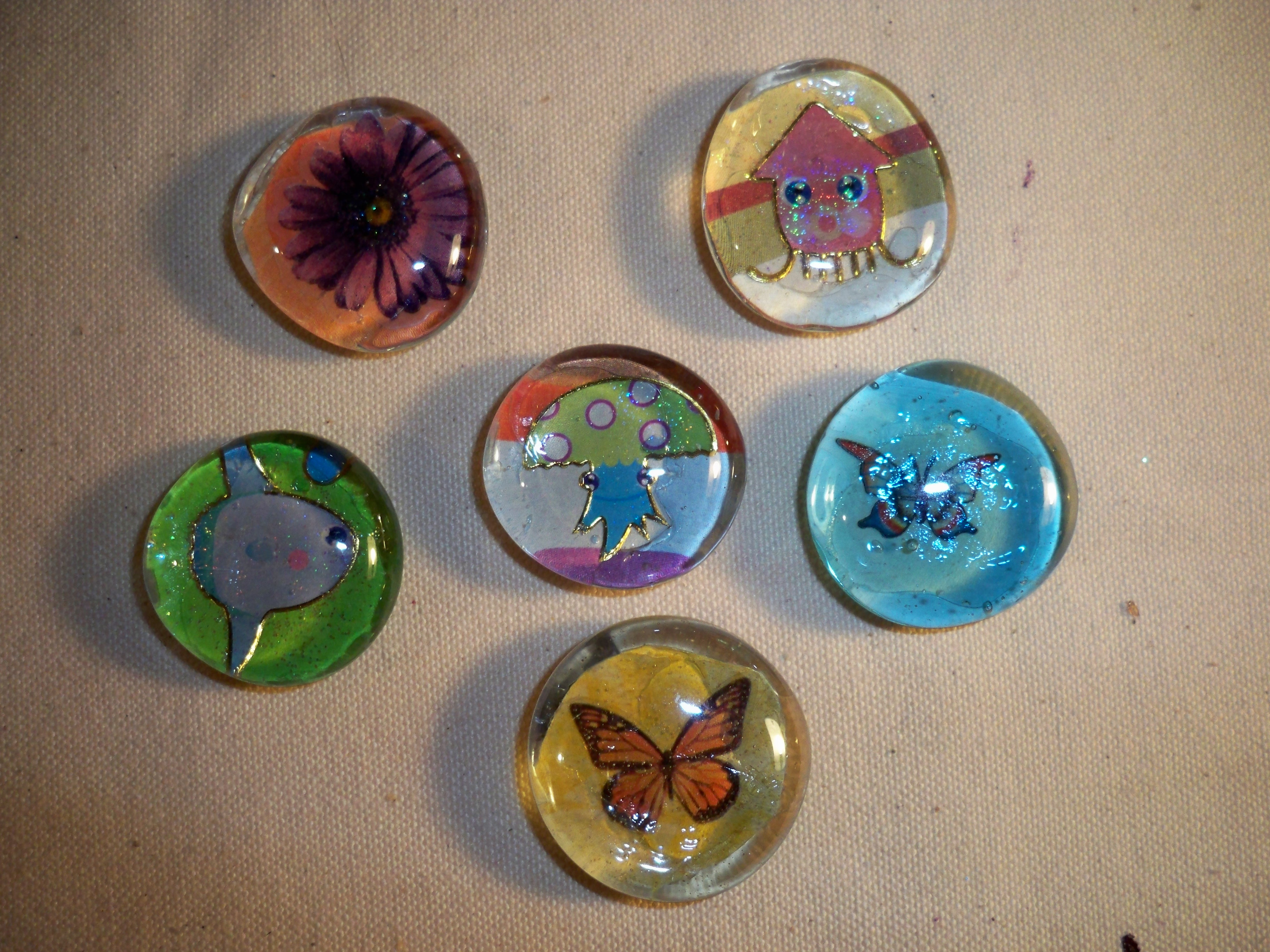 Flat glass marbles crafts flat glass marbles crafts these turned out to be incredibly inexpensive