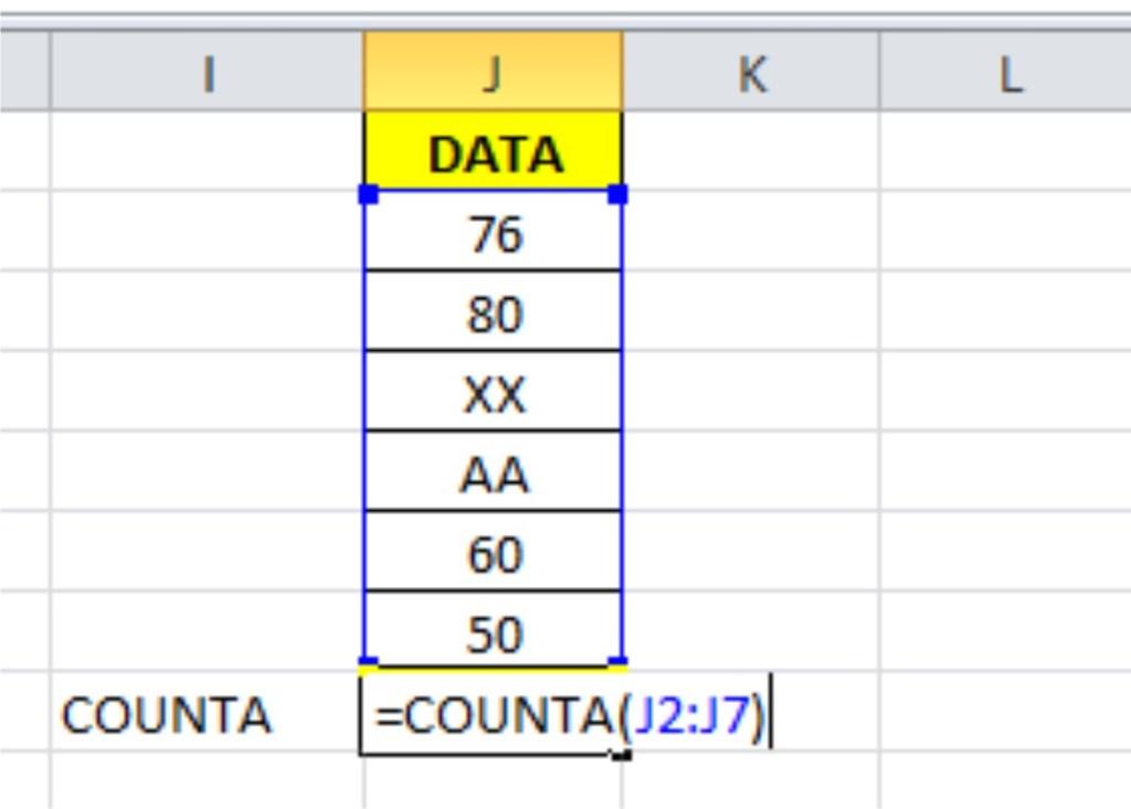 Untuk Menghitung Data Dalam Satu Range Digunakan Fungsi