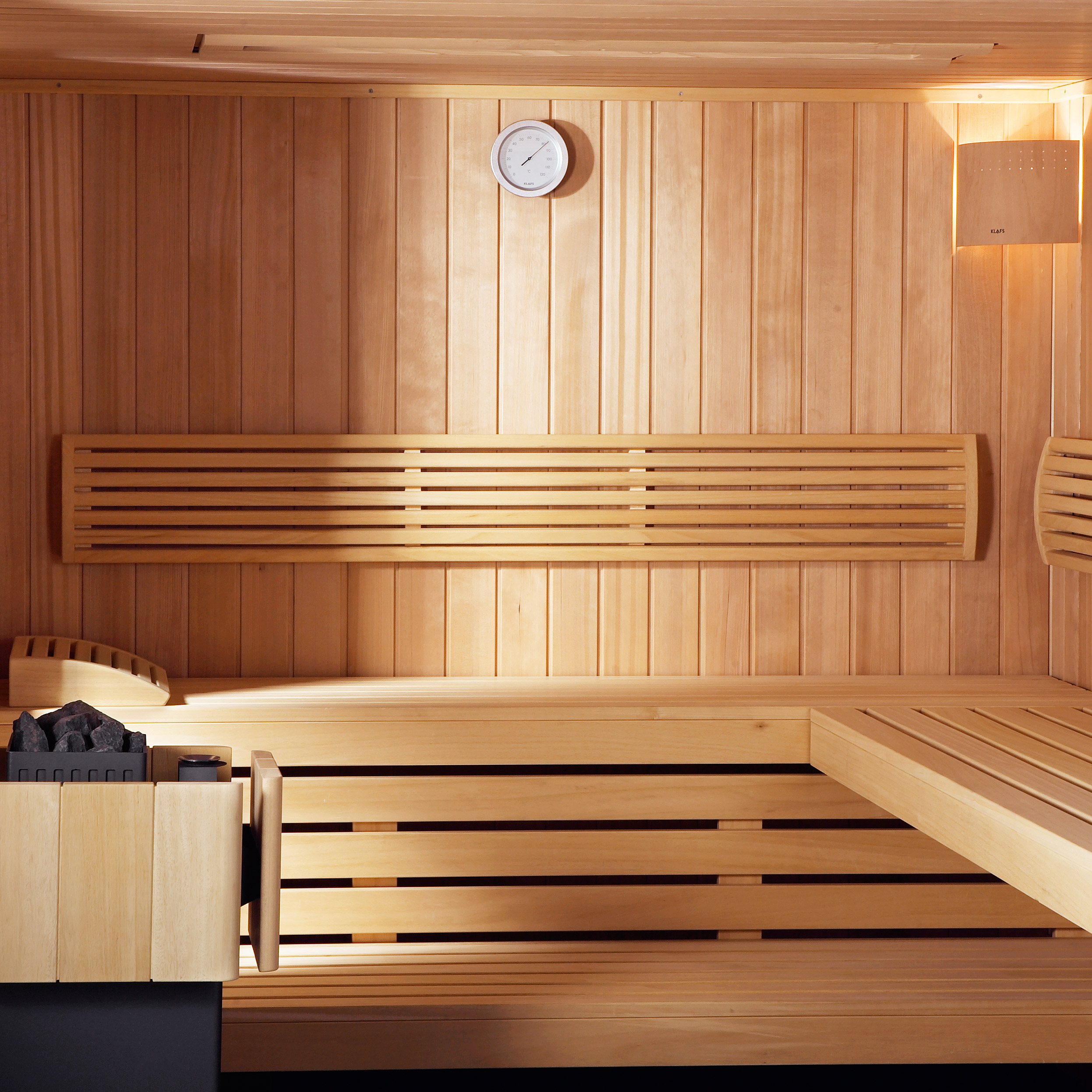 Sauna Innen Home Sauna Ideal For Newcomers To The World Of Sauna