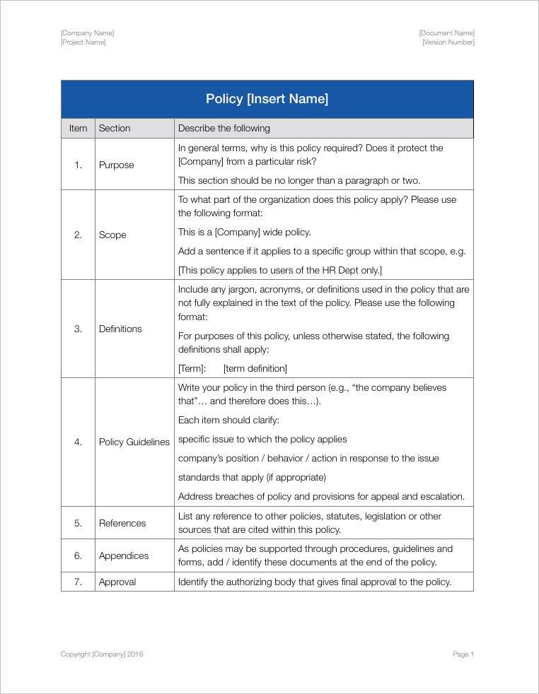 Workplace Tool Box Sample Employee Manual - Wiring Diagram \u2022 - Employee Manual Template