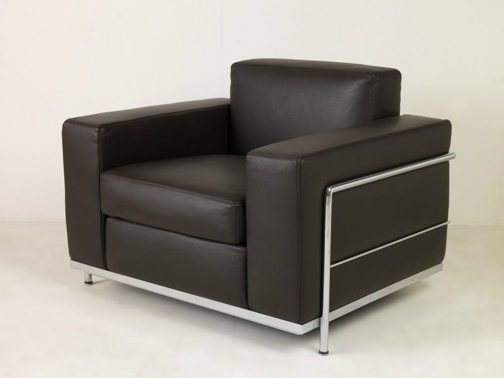 Zanotta Maggiolina Sessel Lounge Ledersessel. Lounge Drehsessel With Lounge