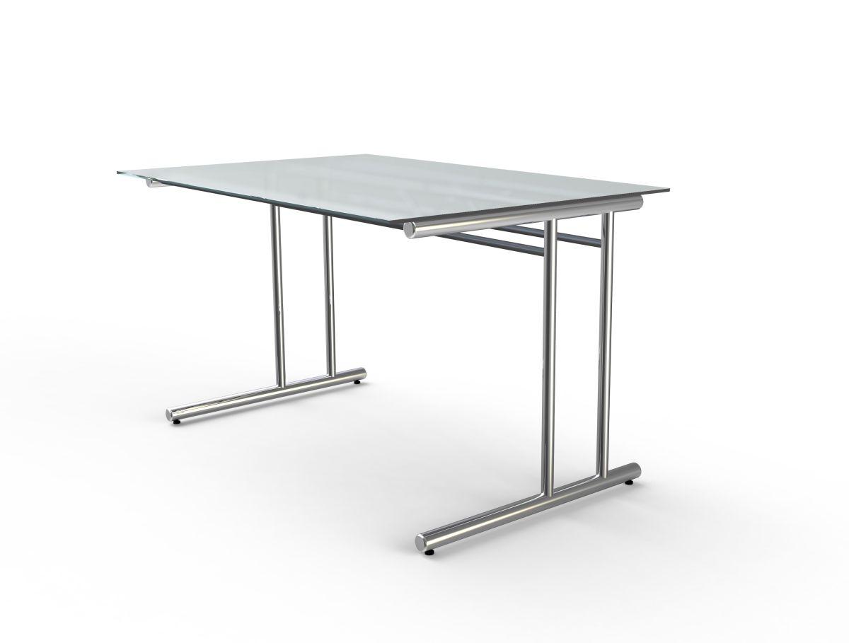 Schreibtisch Mit Glasplatte Winkel Schreibtisch Jet Evo Buromobel