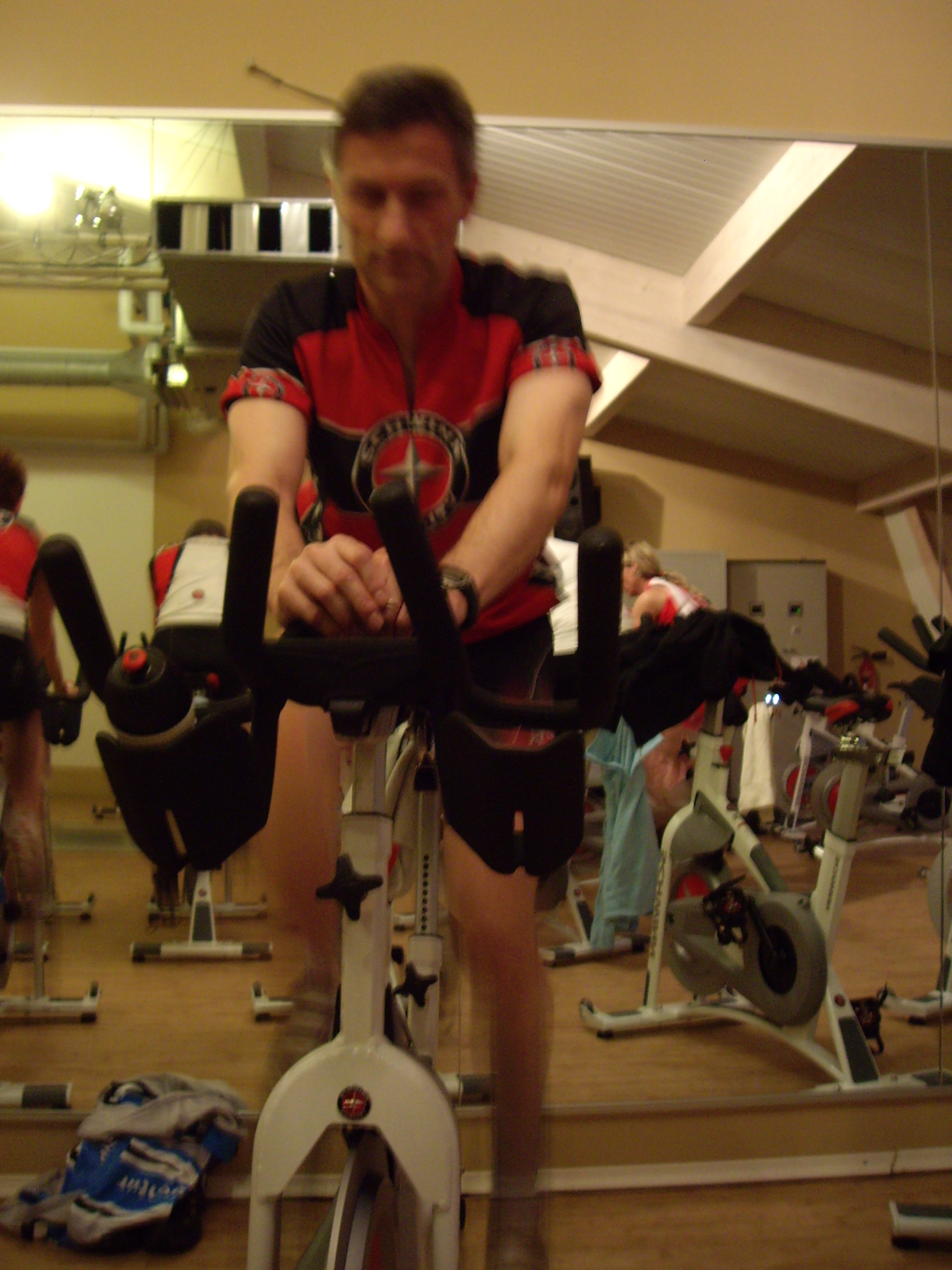 Indoor Cycling - Sportomed Fitness