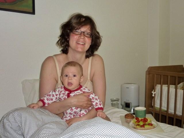 En tidig mors dag