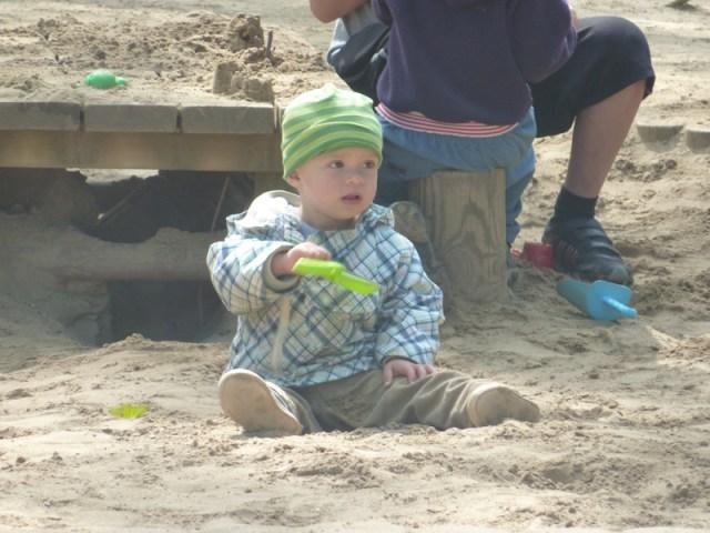 Folkans sandlåda