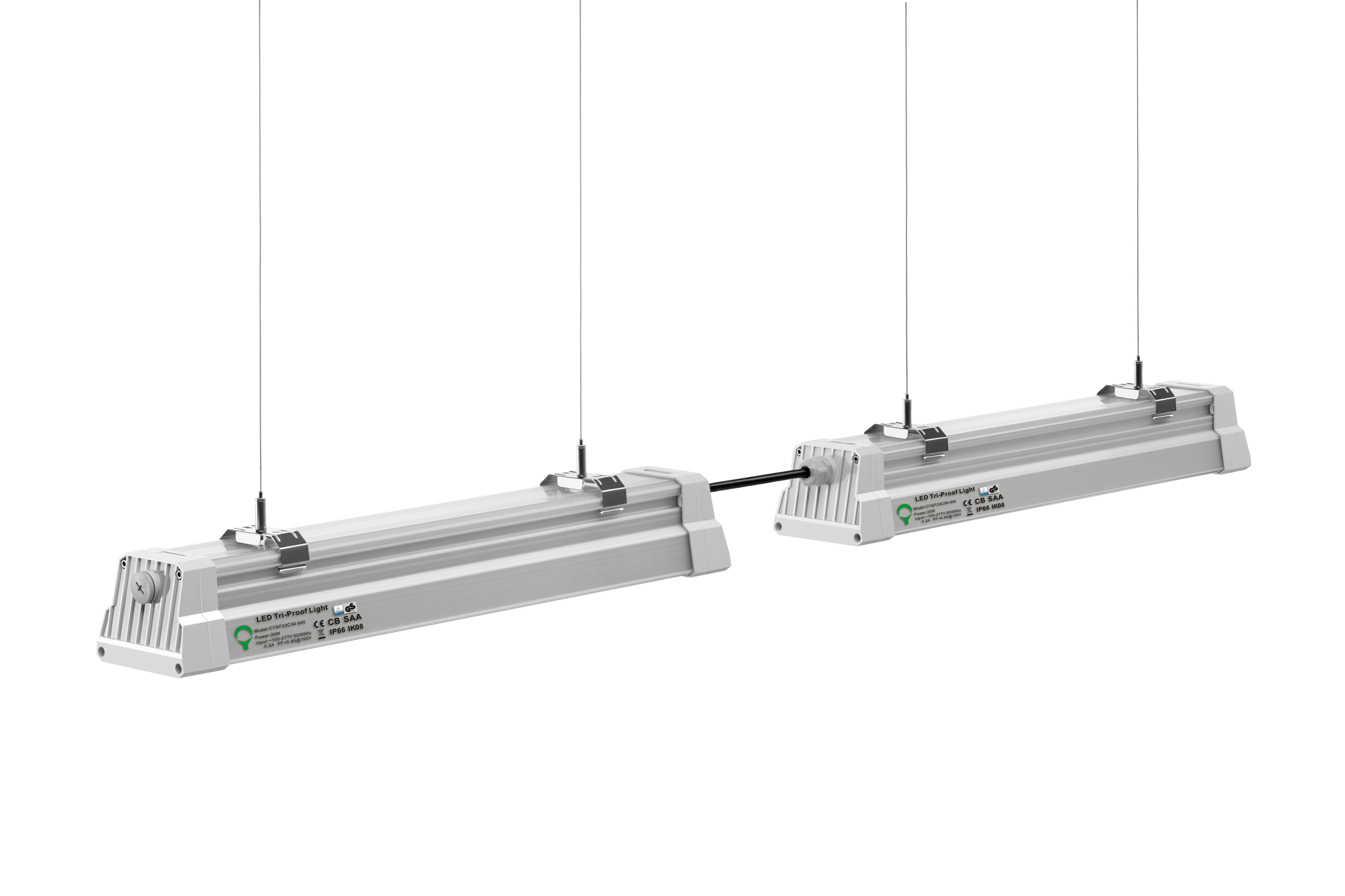 Led Langfeldleuchte Led Gasdichte Leuchte Ip66 Klb Light Solutions