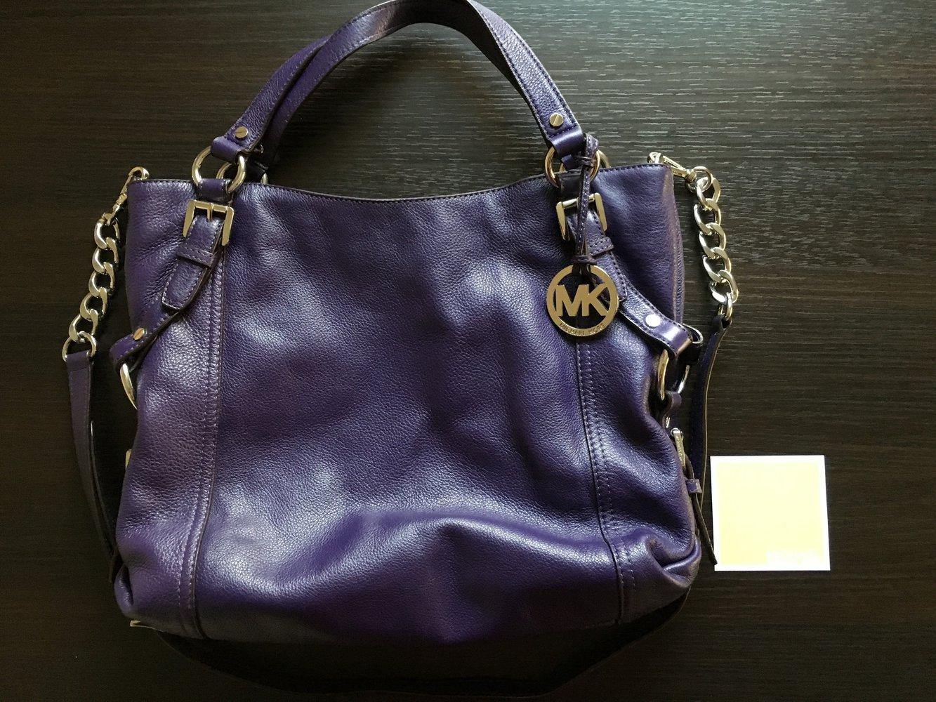 e9e860d1ff978 Handtaschen Von Michael Michael Kors In Lila Für Damen
