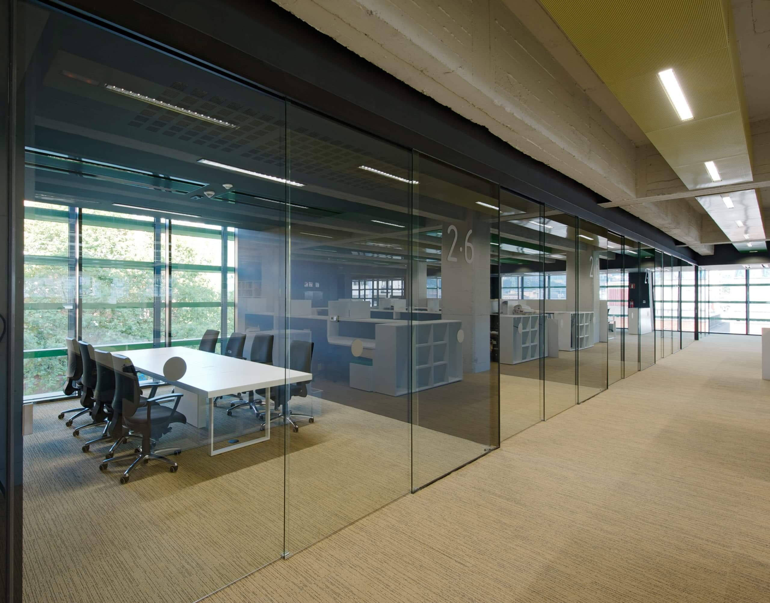 Open Glass Wall Frameless Glass Interior Walls Archives