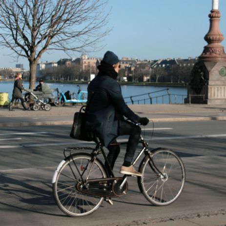 Dronning Louises fietser 60