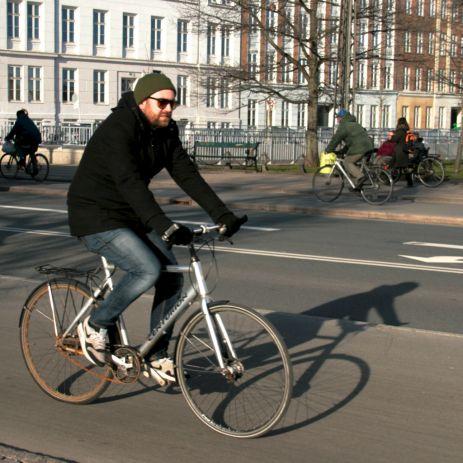 Dronning Louises fietser 9