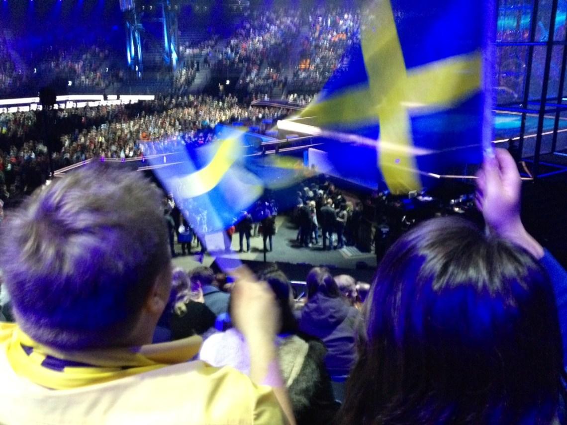 zweden eurovisie