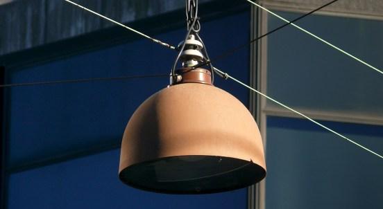 Københavner-lampe