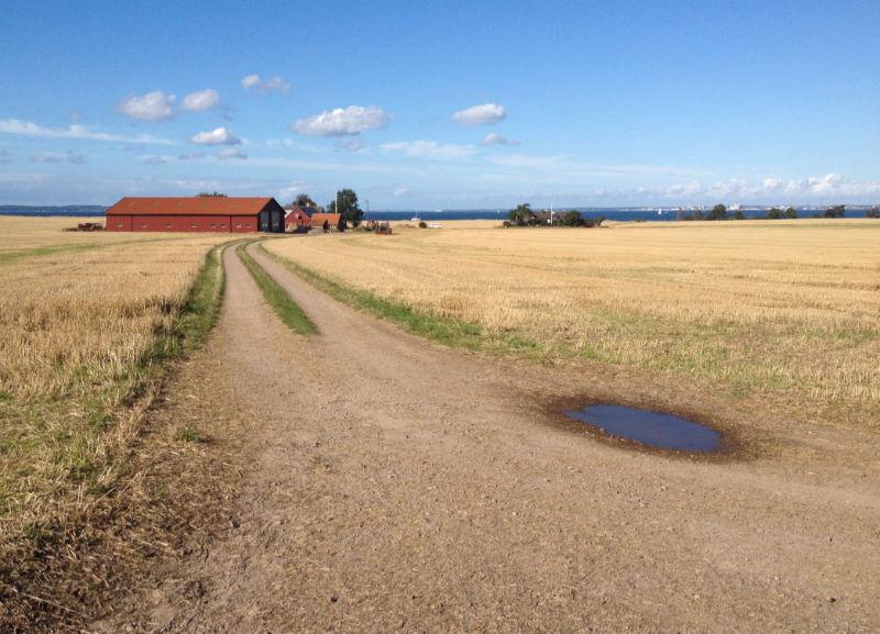 Landbouw en zee. Hoi Zweden!