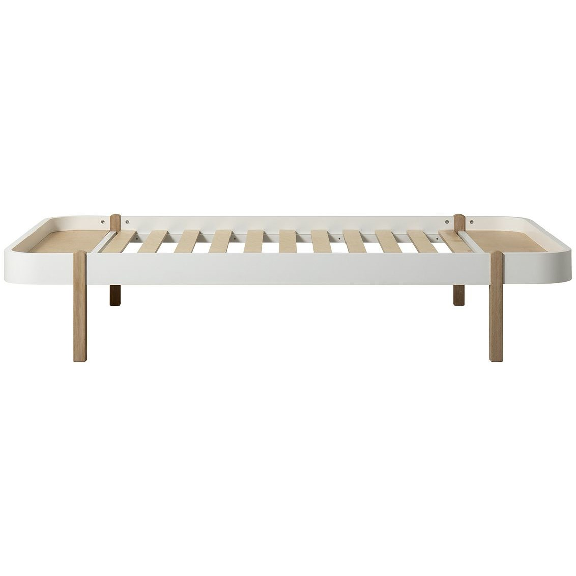 Wood Lounger Eiche 120x200 Cm Oliver Furniture