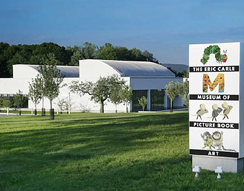 Eric Carle : Museum