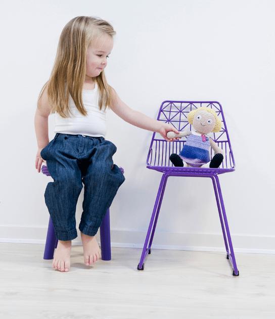sebra : Kinderzimmer mit Stil