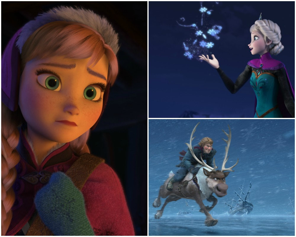 Eis, Liebe und Disney : ein Wintermärchen!