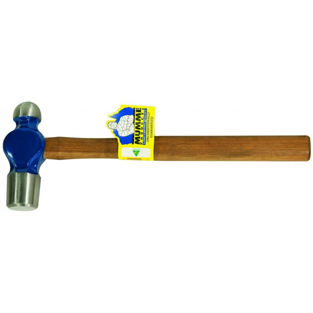 Ball Peen Hammer Ball Peen Hammer Wooden Handle 40 Oz 5hbph1 135 Klein Tools