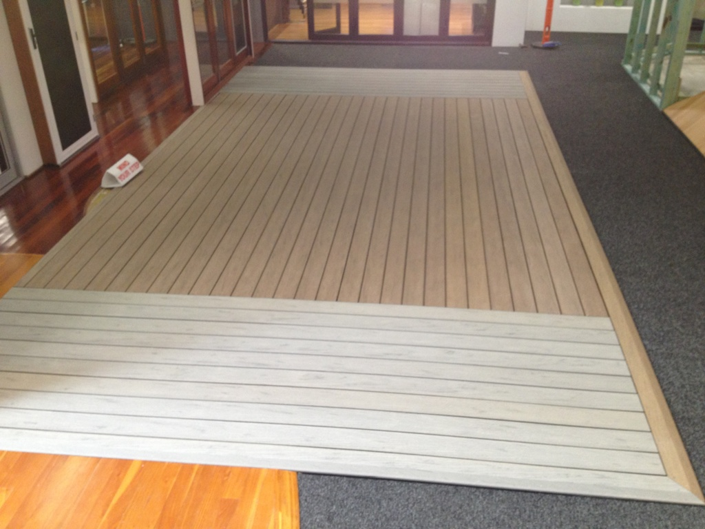 Bunnings Eco Deck Modwood Where To See