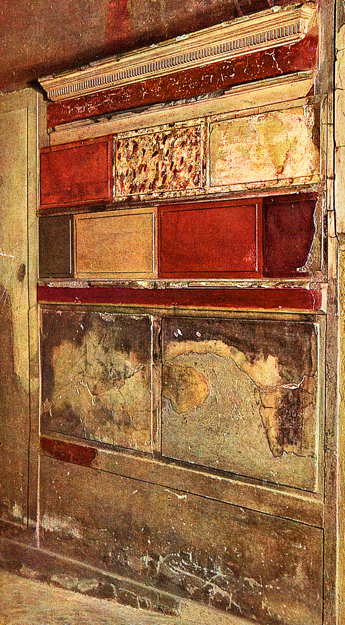 Pintura Pompeyana 509-27 Bce Republic Art | Ancient To Medieval Art