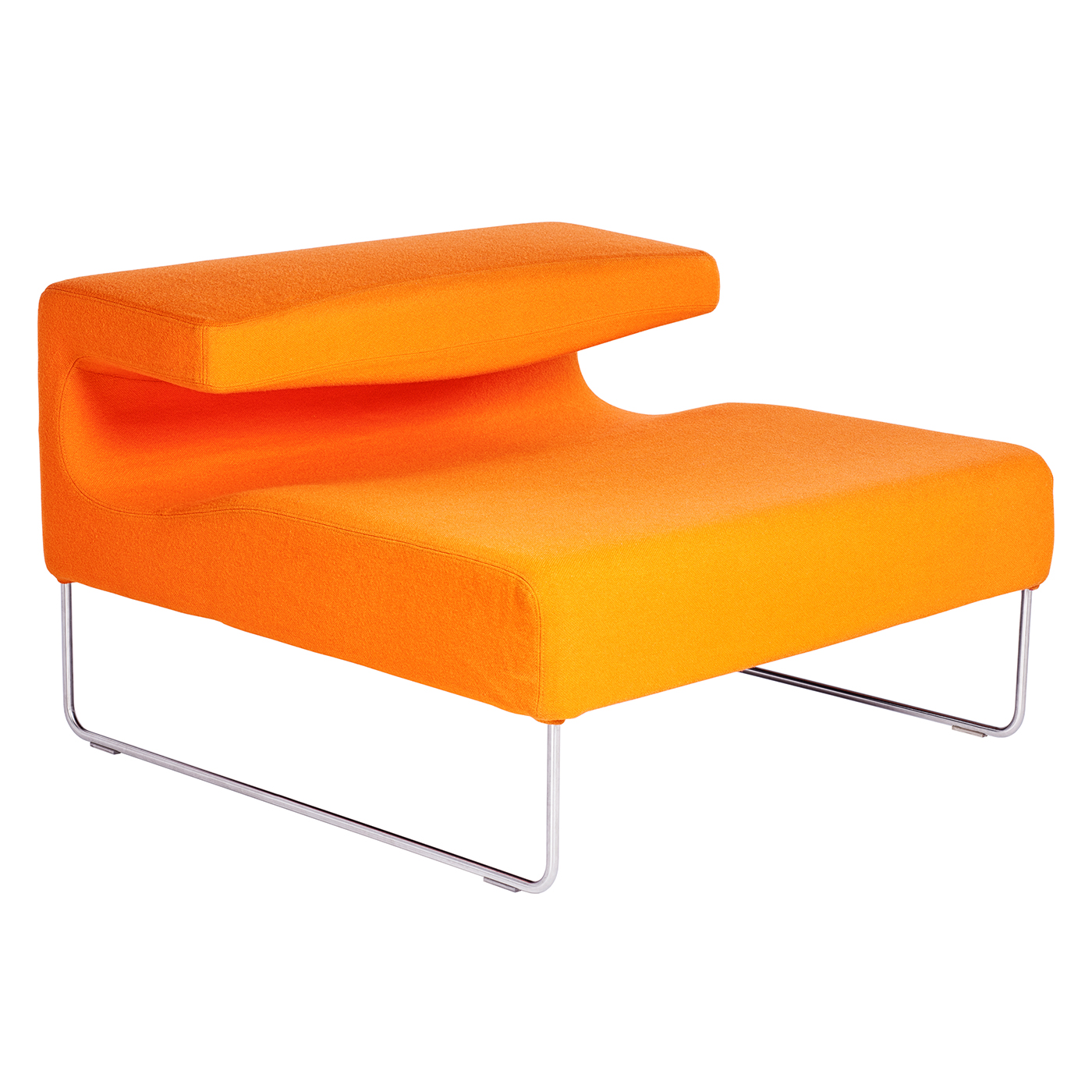 D 1 Moroso Lowseat Sessel Orange 4 Klingenberg