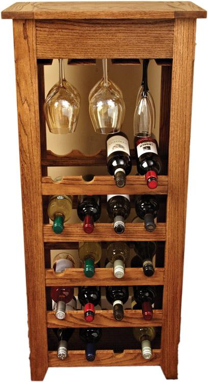 Wood Wine Rack Kits Building Pdf Plans Free End Table