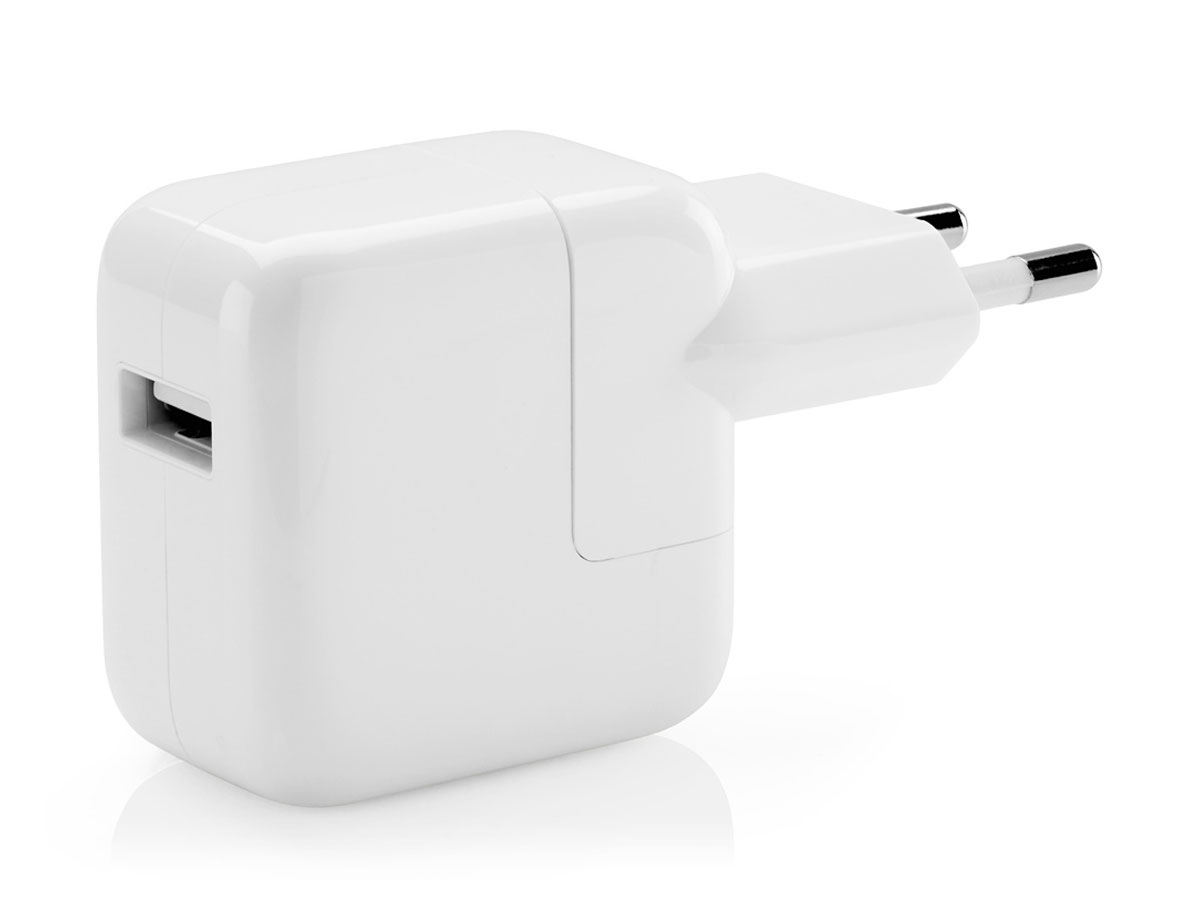 Ipad Oplader Apple 2 4a Usb Power Adapter Oplader Voor Ipad Iphone