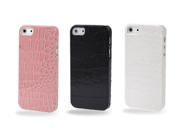 Ipad Mini Case Croco Back Case Hoesje Voor Iphone 5/5s | Kloegcom.nl