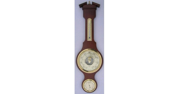 Grote Buitenthermometer Banjo Barometers